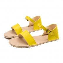 СИРЕНА в жълто