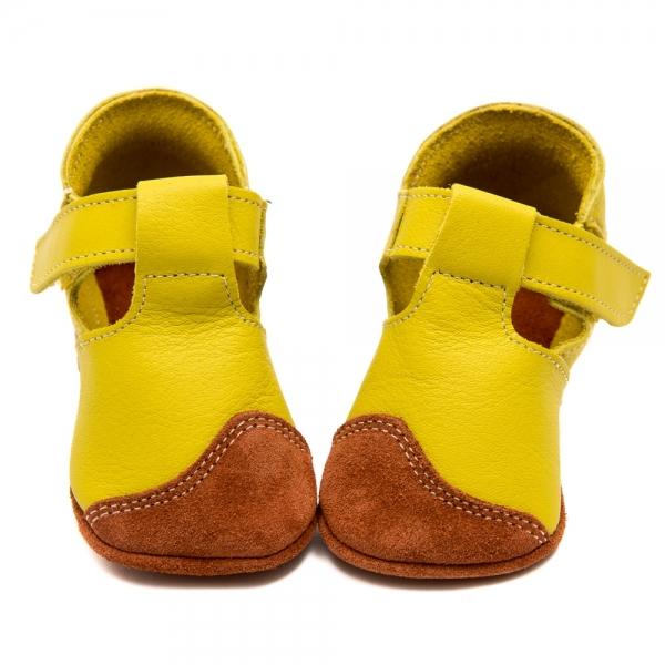 КОЛИБРИ в жълто